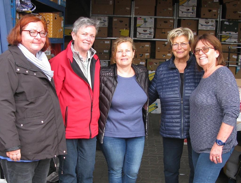 Unser Flohmarkt Team